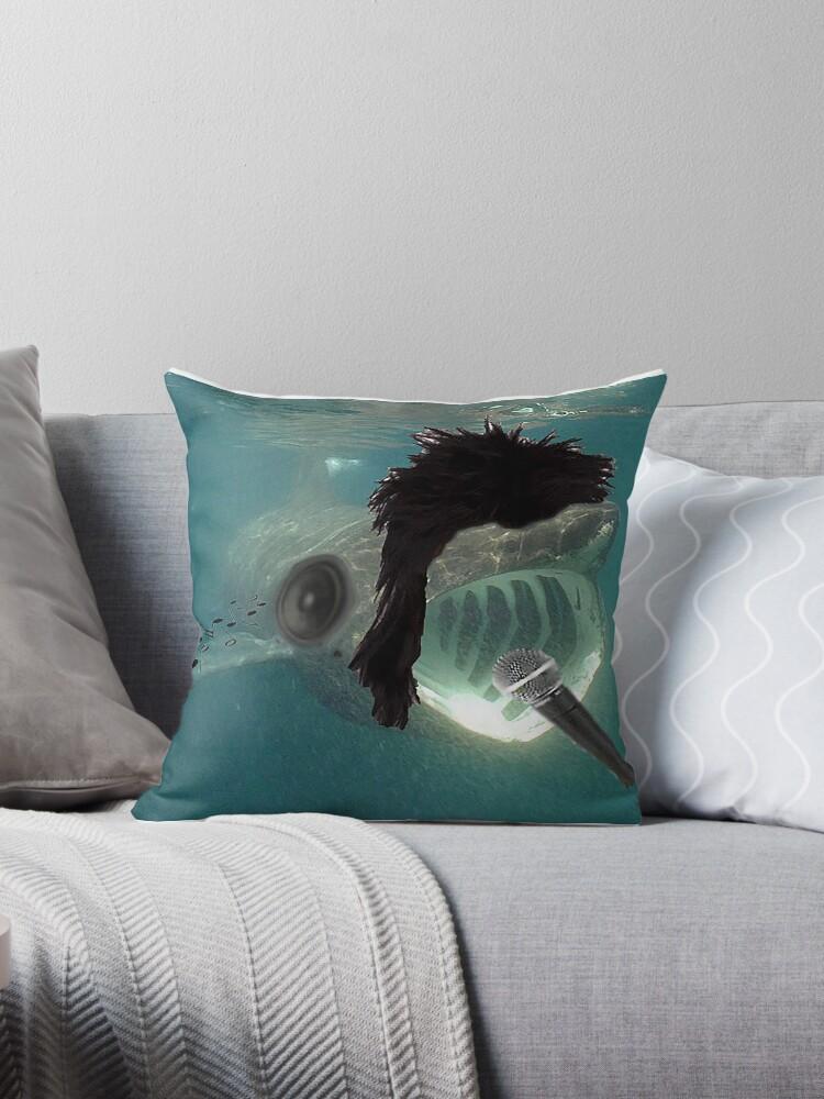 Oh God a Basking Shark by Funky-Flashmen