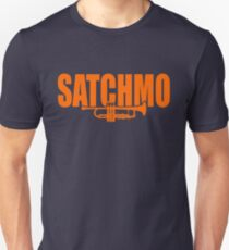 Louis Armstrong - Satchmo Unisex T-Shirt