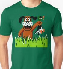 """Retro Retriever"" Duck Hunt T-Shirt"