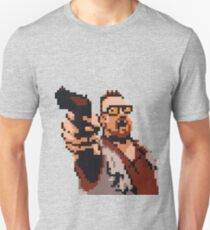 John Goodman 8-bit Unisex T-Shirt