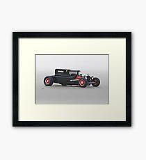 1928 Chrysler Coupe Framed Print