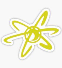 Jimmy Neutron Logo Sticker