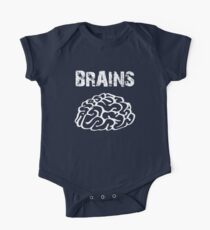 BRAINS by Zombie Ghetto Kids Clothes