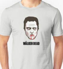 """Christopher Walken - """"The Walken Dead"""" Official T-Shirt"""