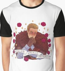 Cullen Approval - Dragon Age Graphic T-Shirt