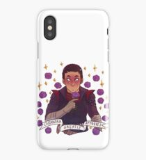 Cassandra Approval - Dragon Age iPhone Case/Skin