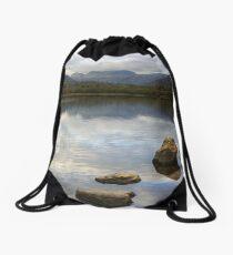 Elterwater & The Langdale Pikes Drawstring Bag
