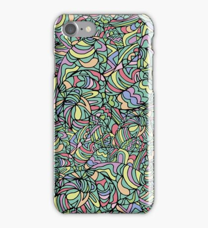 absract iPhone Case/Skin