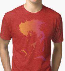 Spike Cowboy Bebop Tri-blend T-Shirt