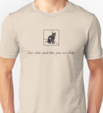 Le Chat de Schrödinger (dark) T-Shirt