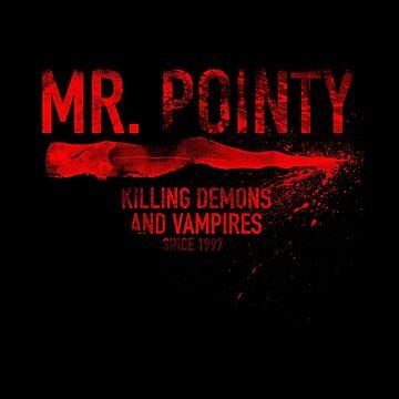 Mr. Pointy de fanfreak1