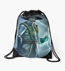 Raiden, Mortal Kombat Drawstring Bag