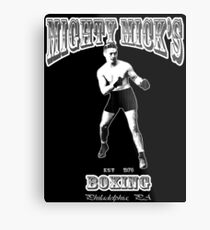 MIGHTY MICK'S BOXING, EST 1976 ( ROCKY BALBOA ) Metal Print