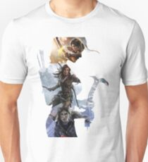 Tomb Raider  Unisex T-Shirt