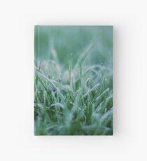 Morning Frost Hardcover Journal