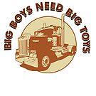 Big Boys Need Big Toys by Steve Harvey