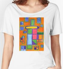 Colourful Windows Women's Relaxed Fit T-Shirt
