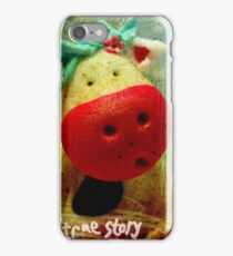 Plushes and monsters #3 iPhone Case/Skin