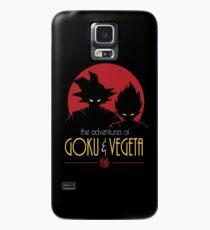 Aventures de Goku & Vegeta Coque et skin Samsung Galaxy