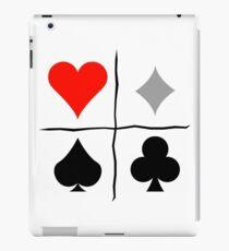 Homestuck Relationship Quadrants Graphic  iPad Case/Skin