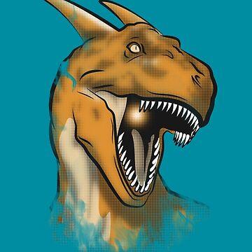 Charisaurus Rex by trekvix