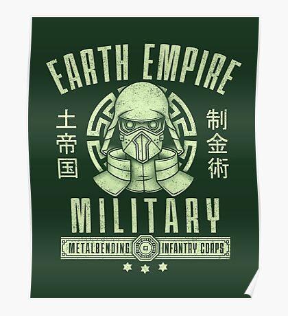 Avatar Earth Empire Poster