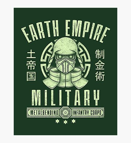 Avatar Earth Empire Photographic Print