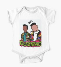 Fresh Prince Reloaded One Piece - Short Sleeve