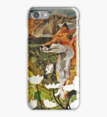 Fox Collage  iPhone Case/Skin