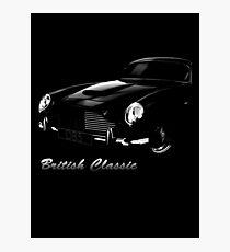 Aston Martin DB5, British Classic Photographic Print