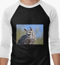 Vocal Great-Horned Owl T-Shirt