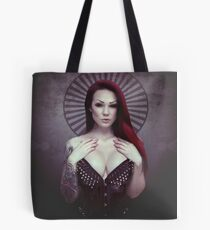 dark queen Tote Bag