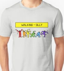 Pop Shop Silly Walks Unisex T-Shirt