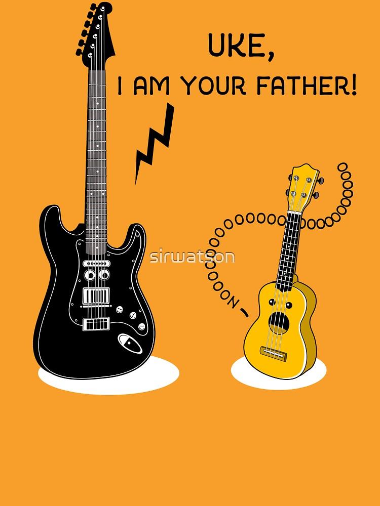 Uke, ich bin dein Vater! von sirwatson