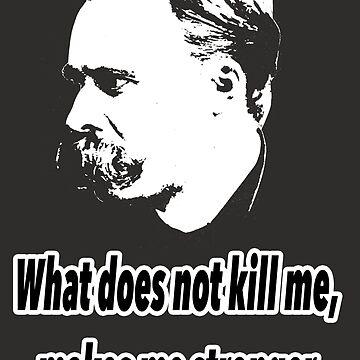 Friedrich Nietzsche quote 4 by Shirtquotes