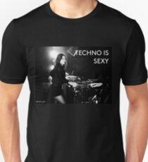 techno is sexy - nina kraviz Unisex T-Shirt