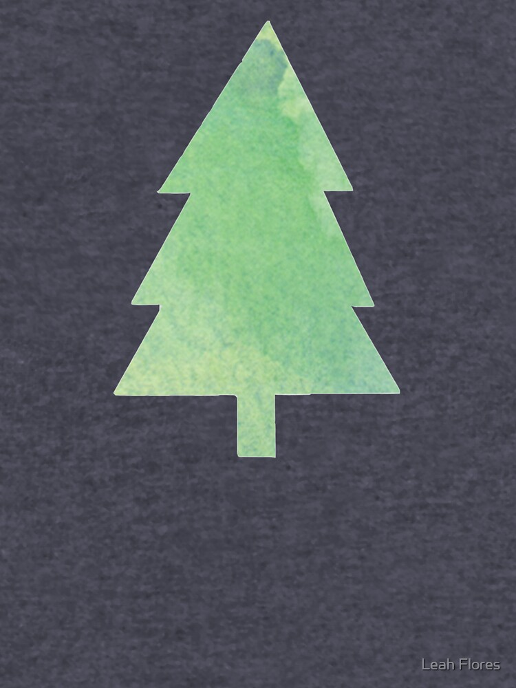 Simple Pine Tree Forest Pattern by adventurlings