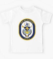 LCS-5 USS Milwaukee Kids Clothes