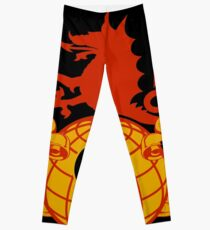 The Guild of Calamitous Intent - The Venture Brothers Leggings