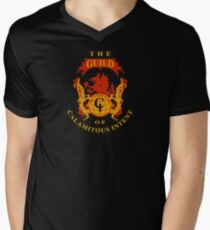 The Guild of Calamitous Intent - The Venture Brothers Men's V-Neck T-Shirt