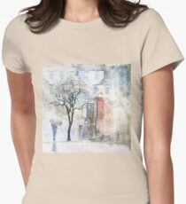 Dust of Snow Women's Fitted T-Shirt