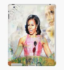 The First Lady iPad Case/Skin
