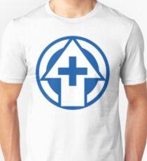 Fate Core: Create Advantage (Blue) Unisex T-Shirt