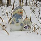 Snowman Family by Rochelle Smith
