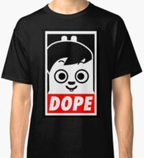 Hip Hop Monster DOPE ( Jung Kook - BTS ) Classic T-Shirt