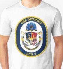 LCS-7 USS Detroit T-Shirt