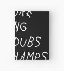 IF YOURE READING THIS WARRIORS ARE CHAMPS Hardcover Journal