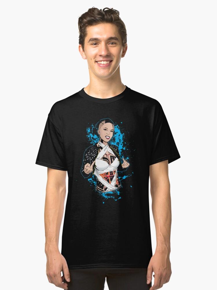 Alternate view of Jack says hi ! Classic T-Shirt