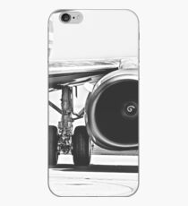 Jet Turbofan Engine iPhone Case