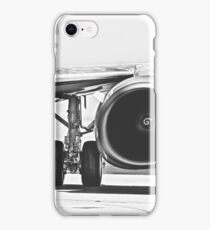 Jet Turbofan Engine iPhone Case/Skin